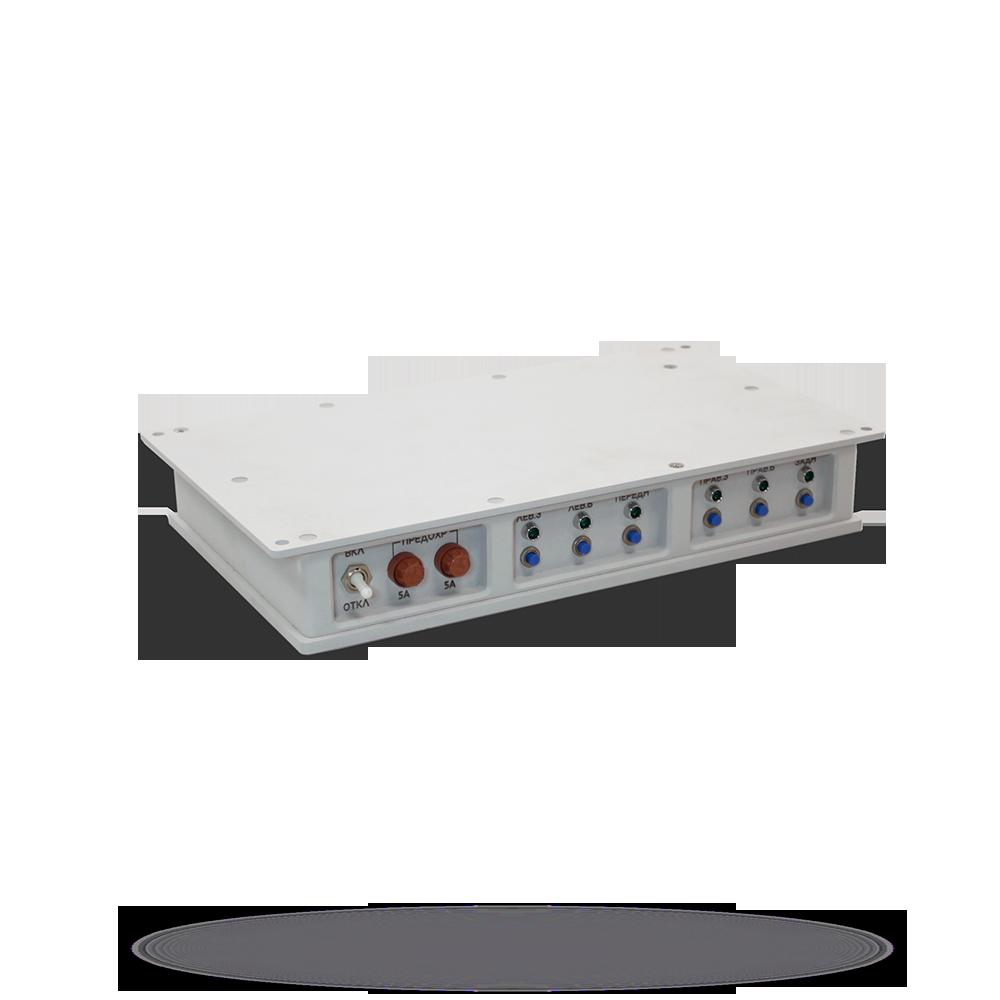 БИУС ГМ - блок управления системы видеонаблюдения