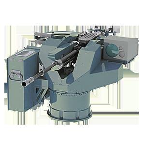 Дистанционно управляемый боевой модуль с пулеметным, гранатометным или зенитным вооружением