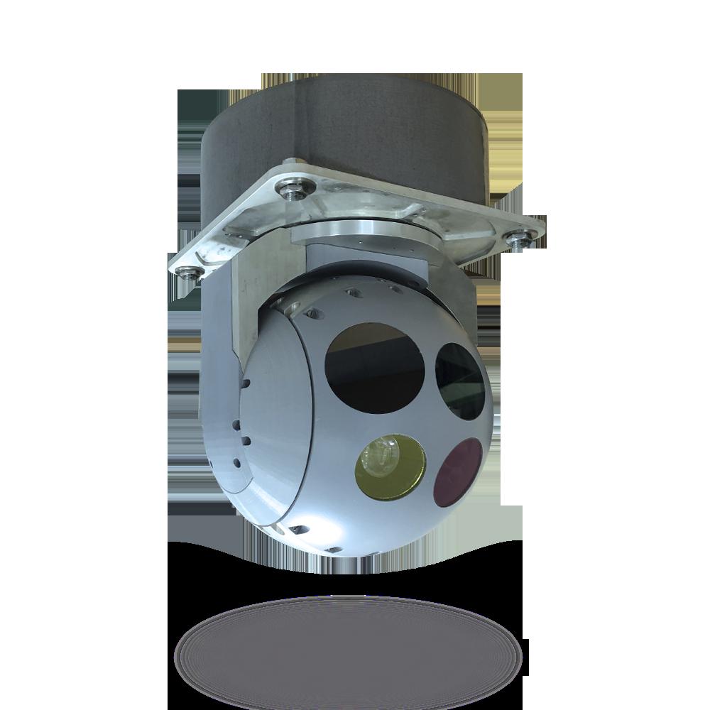 Гиростабилизированная оптико-электронная система 4.4