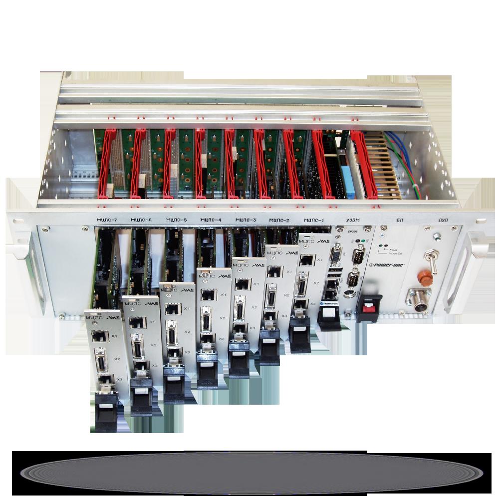 Масштабируемая система многопроцессорной цифровой обработки информации