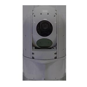 Гиростабилизированный оптико-электронный модуль (ГОЭМ): ТВ и ТПВ камеры, лазерный дальномер-подсветчик