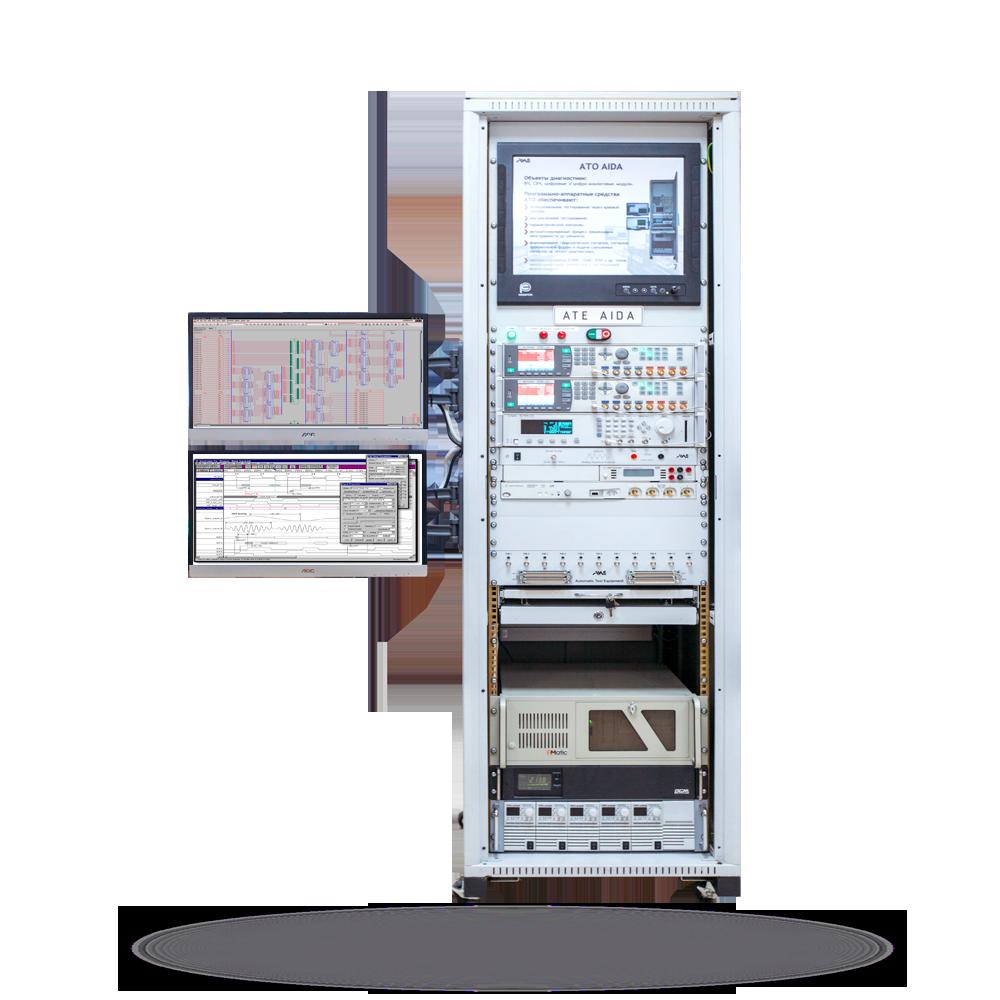 Автоматизированное тестовое оборудование