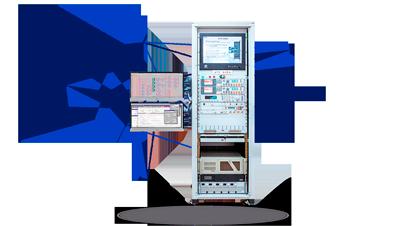 Автоматизированное тестовое оборудование AIDA