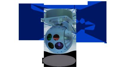 Гиростабилизированная оптико-электронная система «Ясность-4»