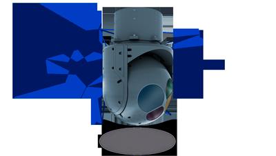Гиростабилизированная оптико-электронная система «Гиалит»