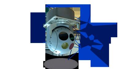 Гиростабилизированная оптико-электронная система «Ясность-3»