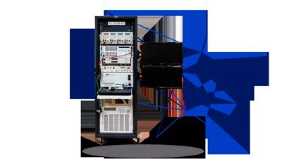Автоматизированное оборудование для тестирования TESTER-PS_T