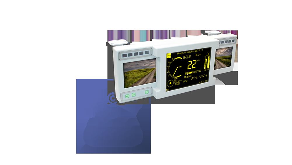 Бортовые информационно-управляющие системы военной автомобильной техники (БИУС ВАТ)