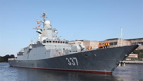 Литера «О<sub>1</sub>» присвоена КД интегрированной системы главного командного пункта корабля проекта 20385